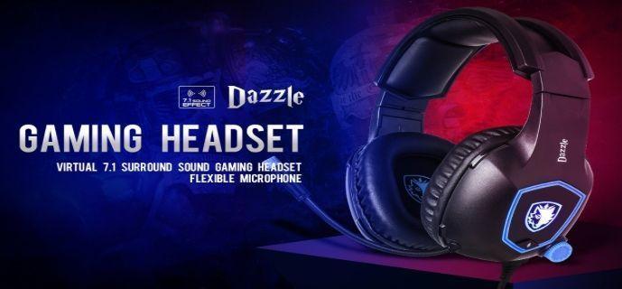 Headset SADES SA-905 DAZZLE