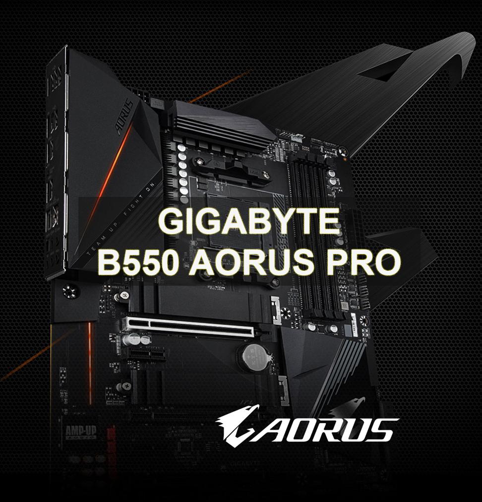 B550 AORUS PRO