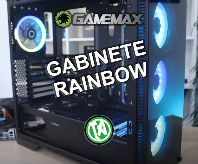 Gabinete Gamemax