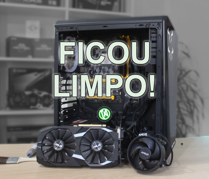 PC Gamer do Inscrito