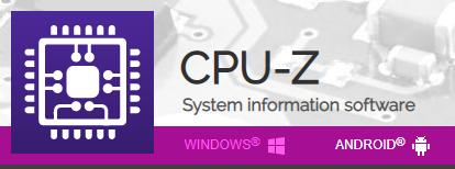 Logo no site CPUZ