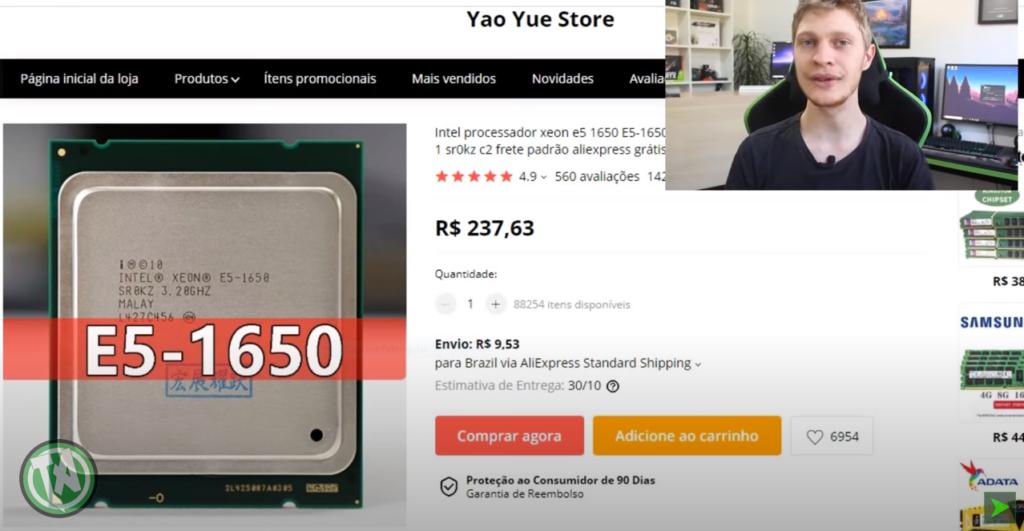 Xeon E5-1650