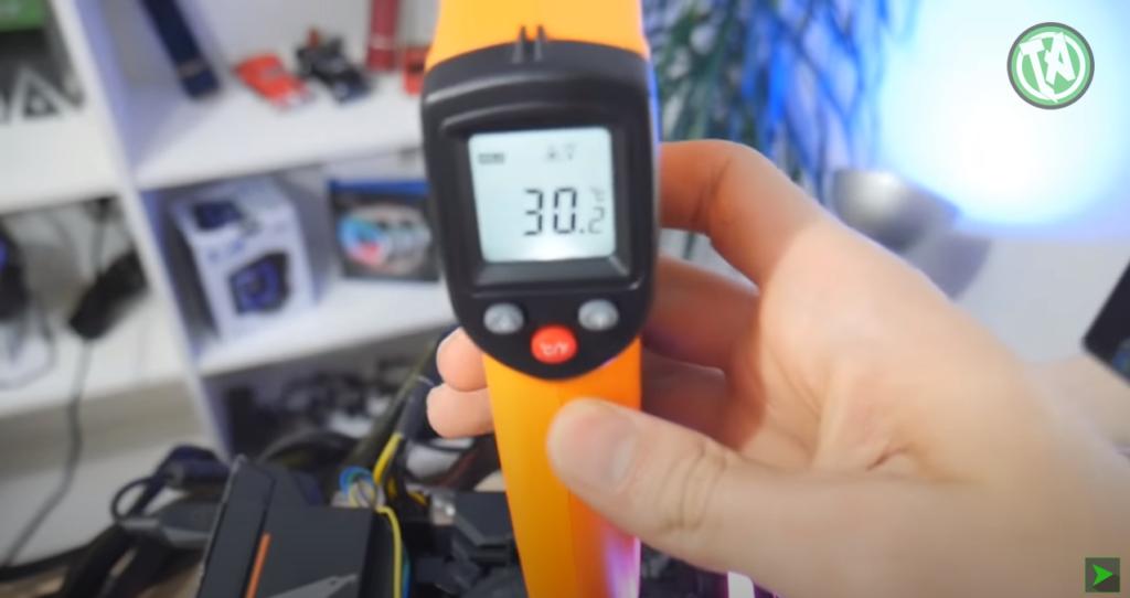 Ótimo controle de temperatura