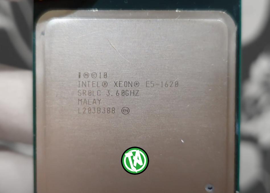 Xeon E5-1620 Capa