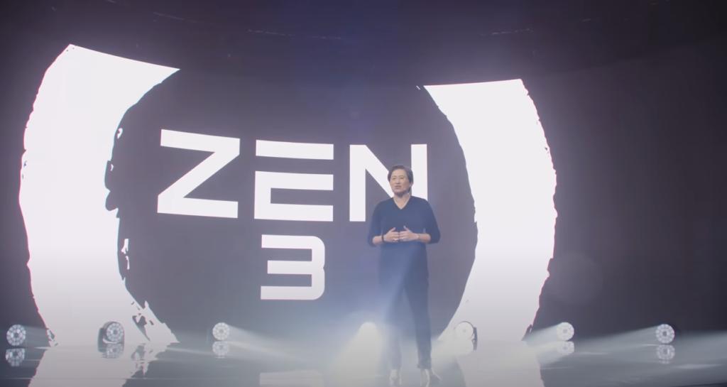 Finalmente o lançamento Zen 3