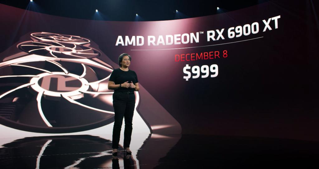 RX 6900 XT em dezembro