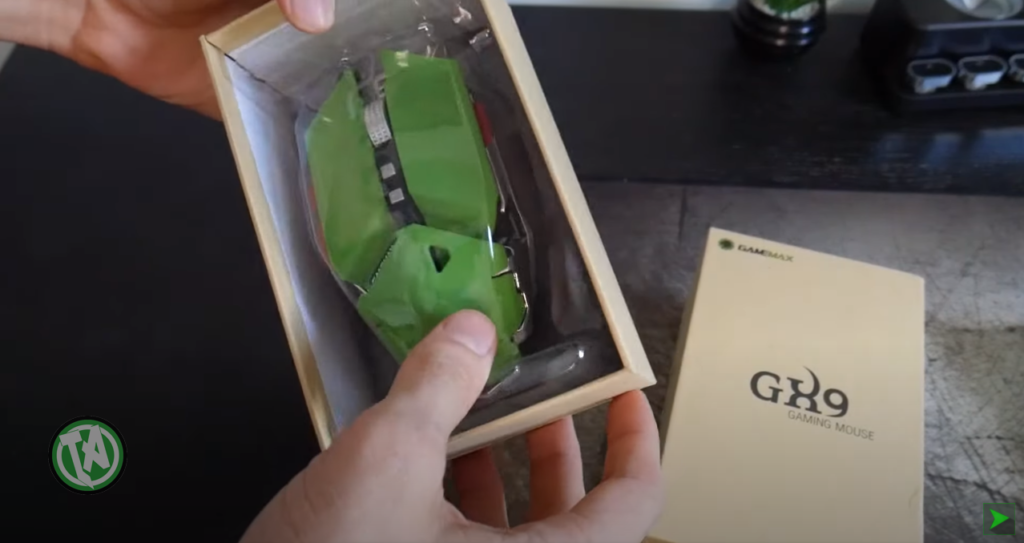 Unboxing GX9