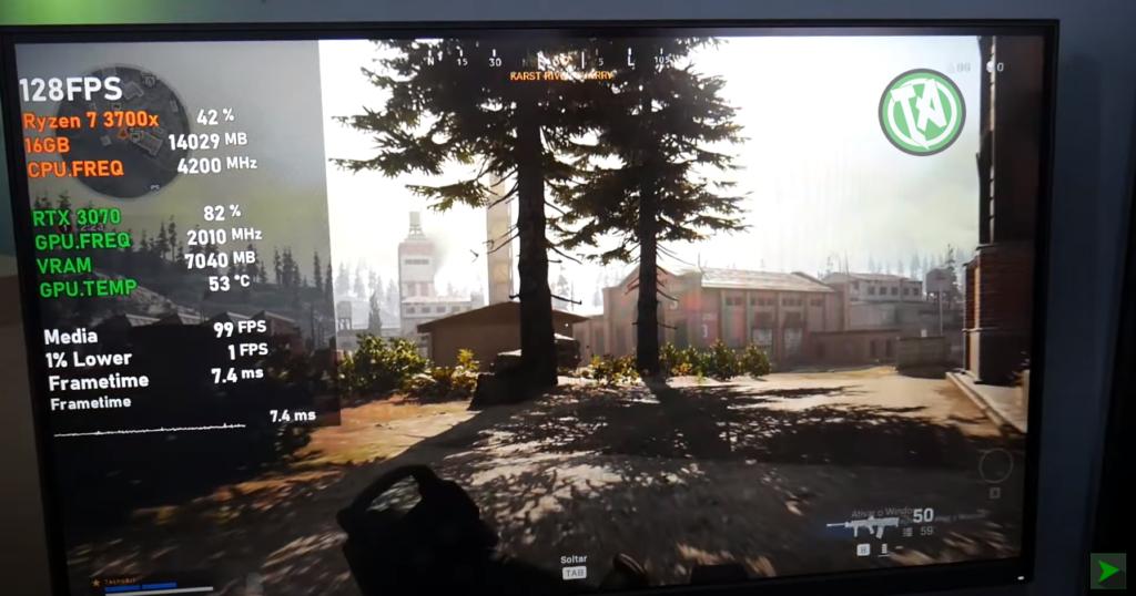 CoD Warzone em Full HD