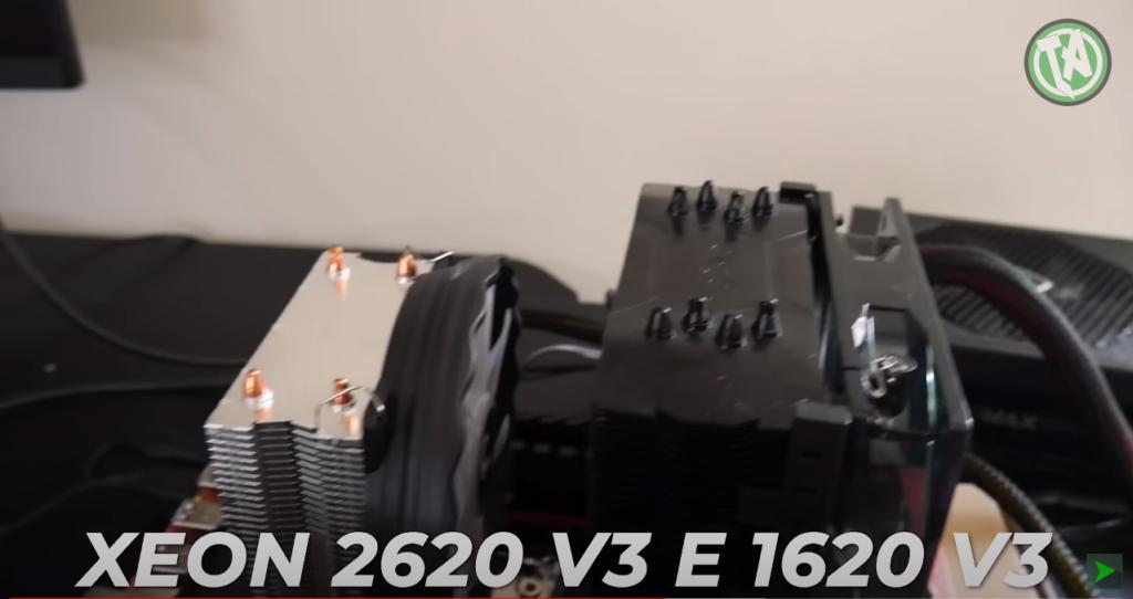 Processadores v3 diferentes não funcionou