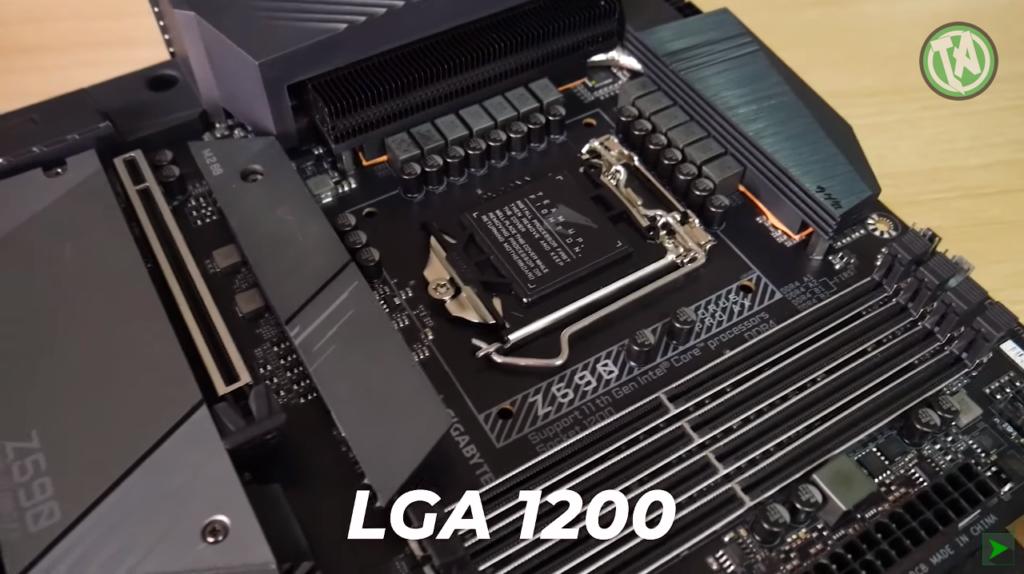 LGA 1200 para Intel de 10ª e 11ª gerações