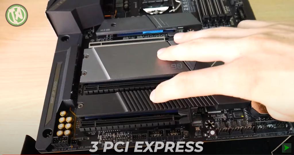 3 PCI Express